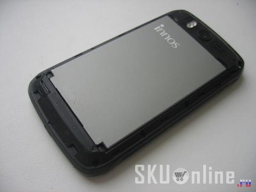 Innos D9 имеет гигантскую батарею емкостью 4160mA