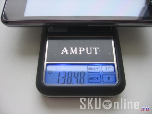 ZOPO ZP 300+ весит чуть более 138 грамм с батареей