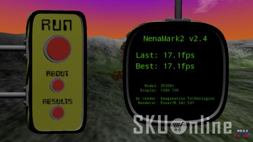 Zopo Zp300+ NenaMark2 v2.4