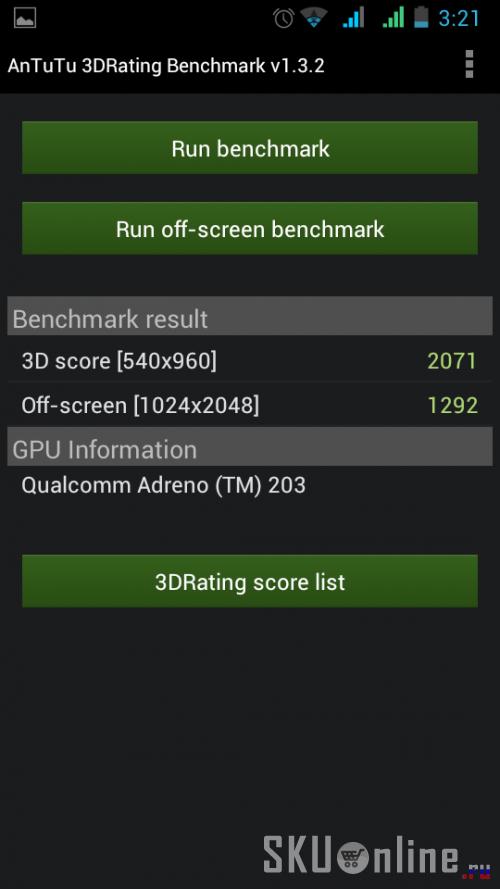 Antutu 3D Benchmark v1.3.2 Innos D9 Total