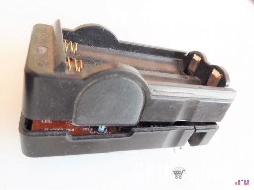Старое зарядное устройство для 18650 теперь не нужно