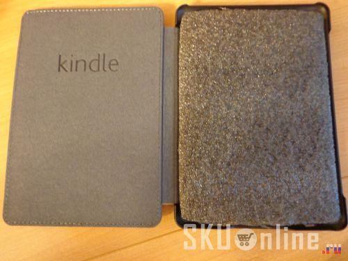 Чехол для Kindle Paperwhite - внутри