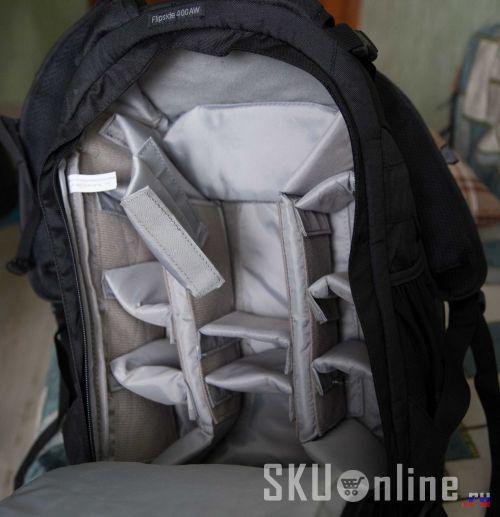 Основной отсек сумки