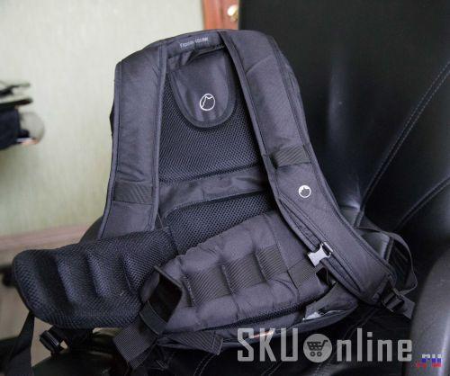 Рюкзак сзади - 3