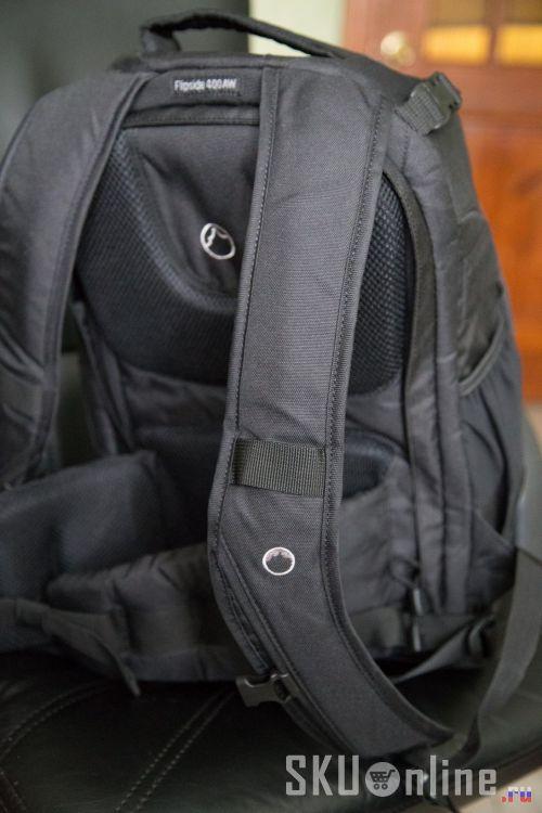 Рюкзак сзади - 1