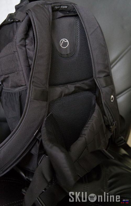 Рюкзак сзади - 2