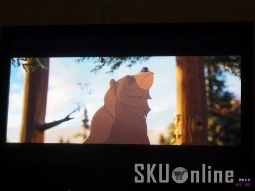 Пример просмотра ролика с Youtube HD - 1