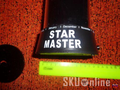 Надпись STAR MASTER