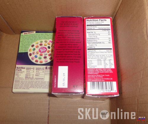 Состав на упаковке - 1