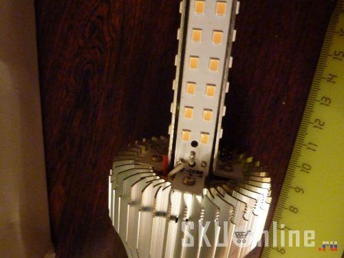 Светодиоды на лампе - 1