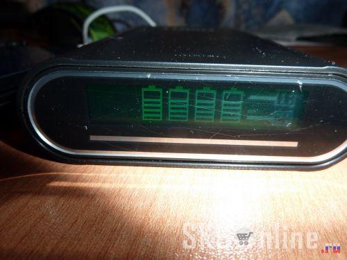 Аккумуляторы после первого заряда телефона