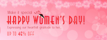Women day Tomtop