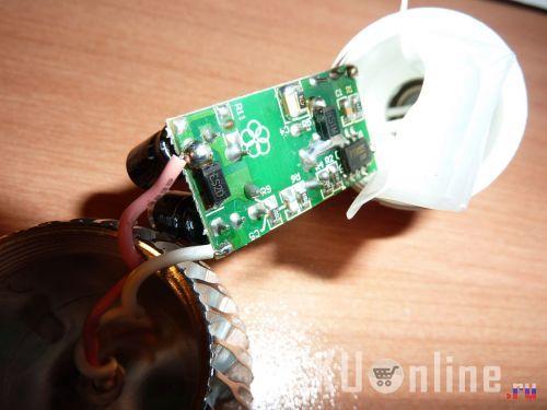 Плата при LED лампе - 2