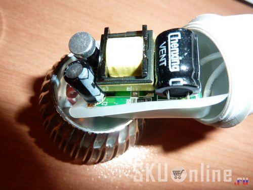 Плата при LED лампе - 1