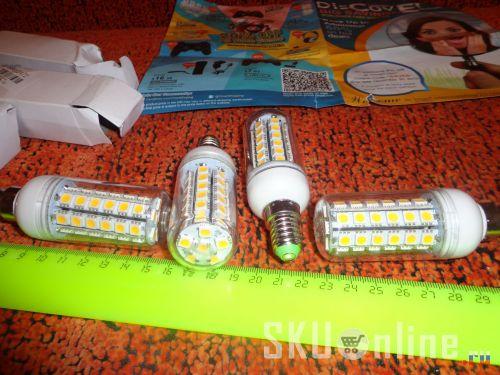 Лампочки из tmart - 2