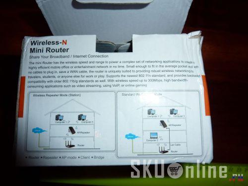 Схема подключения и использования WS-WS523N2