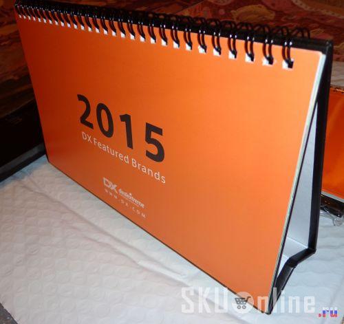 Календарь DX в рабочем положении :)