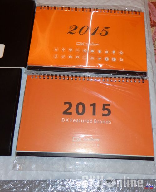 Лицевая сторона календаря - 2