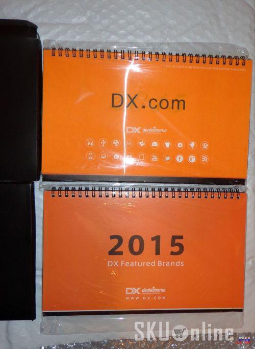 Лицевая сторона календаря - 1