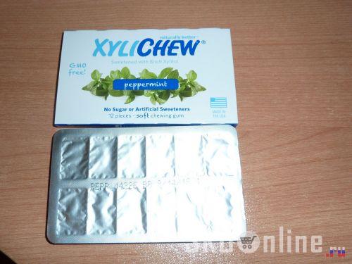 Жевательная резинка Xylichew Gum
