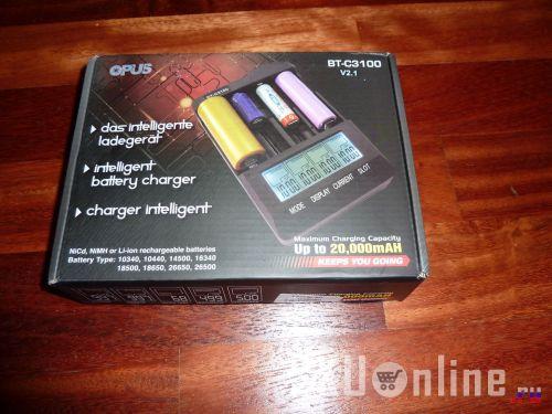 Упаковка с Opus BT-C3100