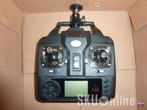 Пульт к квадрокоптеру HT F802C