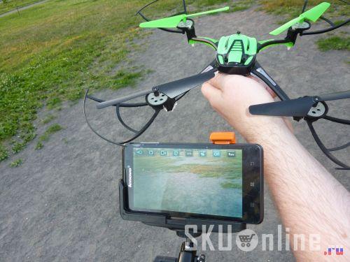 HT F802C WiFi и изображение с камеры на телефоне