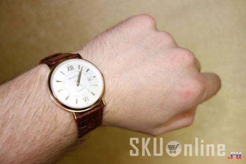 Часы baishuns 3888 из Banggood на руке - 2