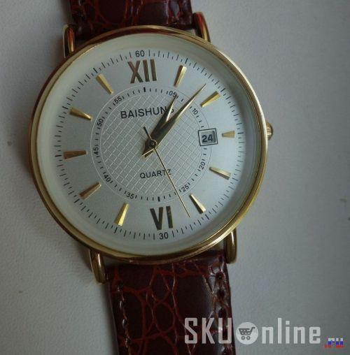 Часы baishuns 3888 из Banggood крупным планом
