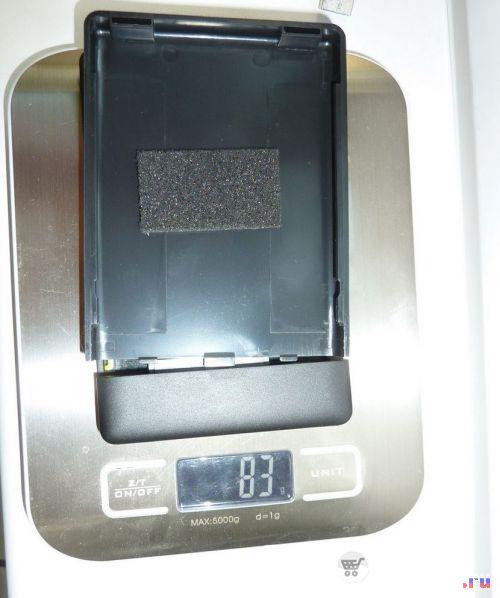 Вес бокса Orico 2588US3