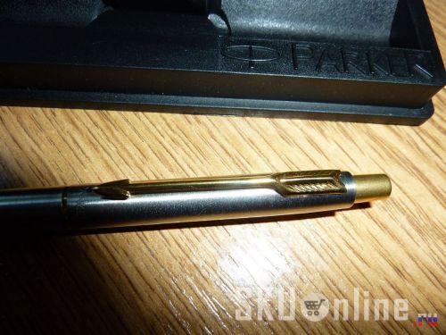 Ручка Parker Classic steel - 3
