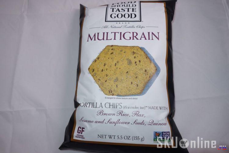 Упаковка с чипсами Multigrain