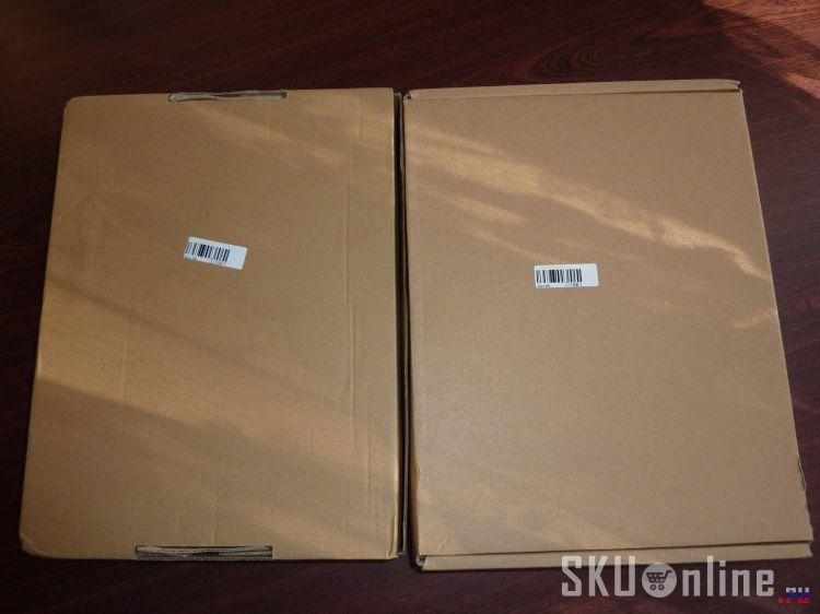 Упаковки с фотолампами из tomtop