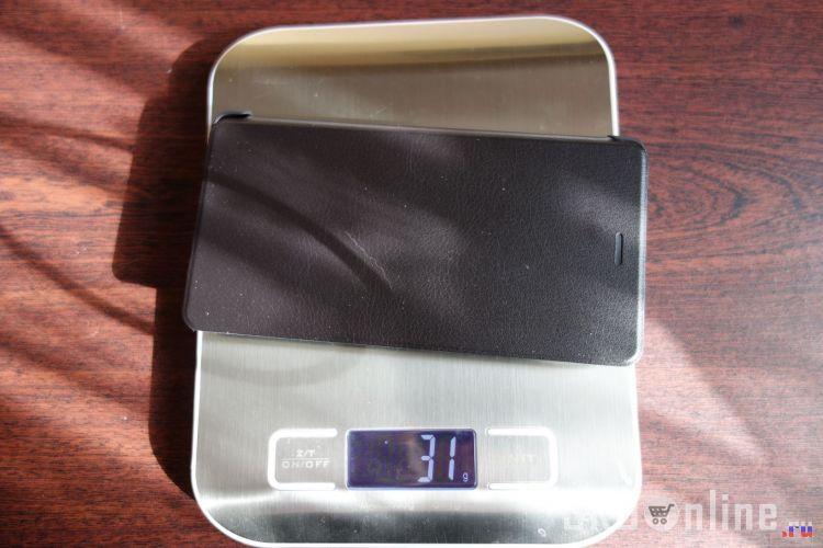 Вес оригинального чехла смартфона Xiaomi Redmi 3