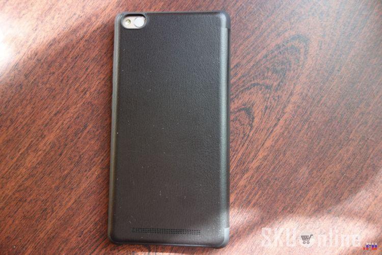 Задняя сторона чехла Xiaomi Redmi 3
