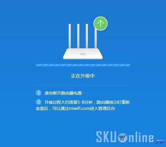 Прошивка роутера Xiaomi Mi Router 3