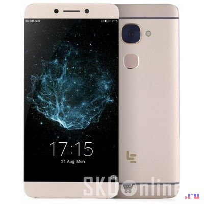 LeEco Le S3 X626 4G Phablet  -  GOLDEN