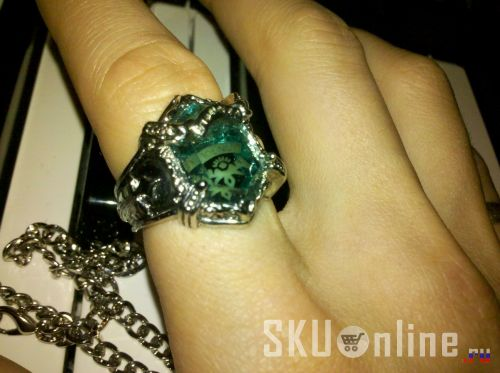 Косплей кольцо из анимэ Hitman Reborn (Cool Necklace with Hitman ...