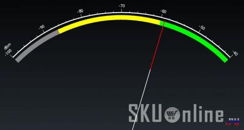 уровень приема Wi-Fi Onda V711s