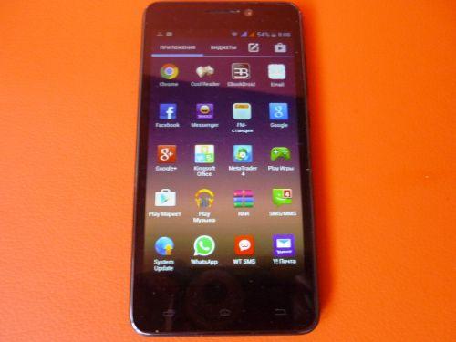 TinyDeal: 3G Телефон Wing 4 ядра