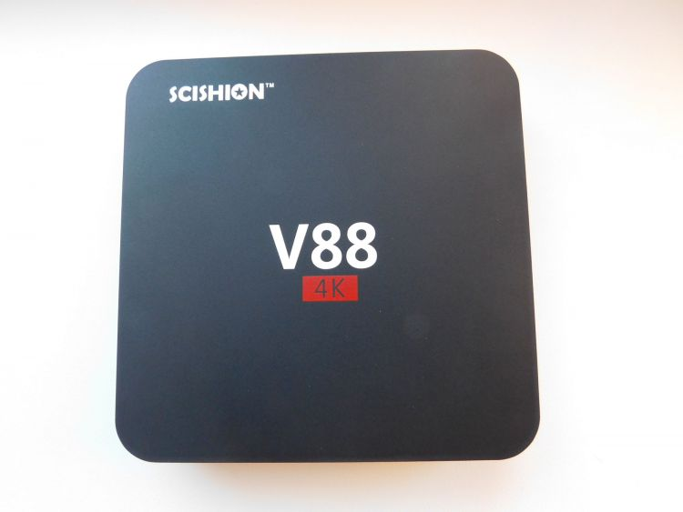 TV Box SCISHION V88 - обзор