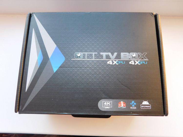 TV Box SCISHION V88 - обзор