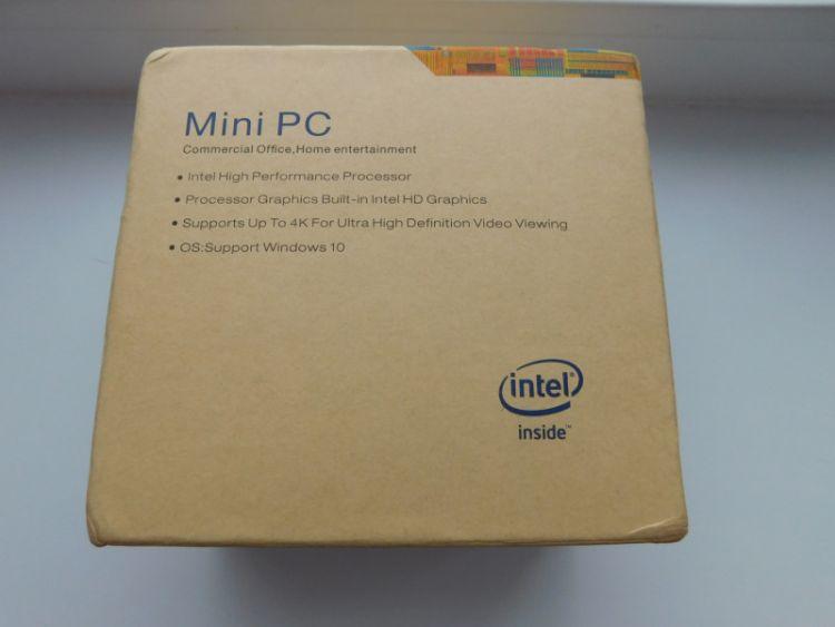 Mini PC Beelink Z83II / TomTop / SKUonline ru обзоры покупок