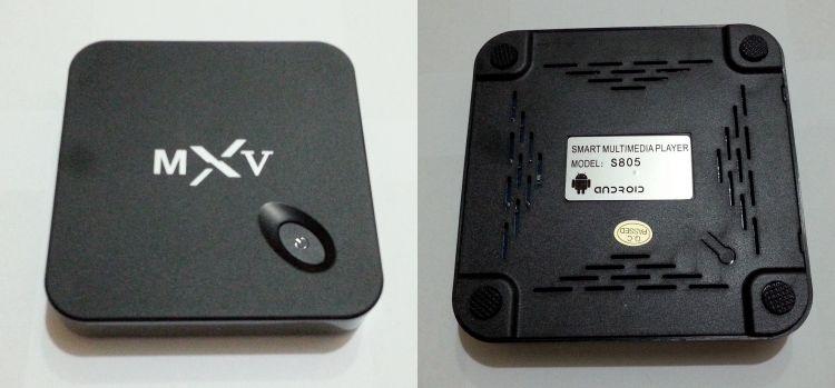 Магазины Китая: Опыты дилетанта или знакомимся с бюджетным ТВ боксом MXV