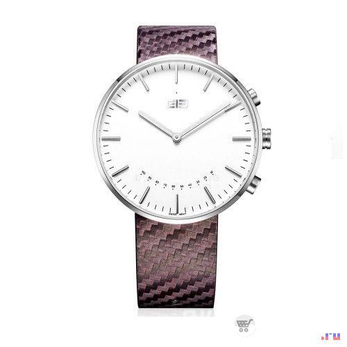 Elephone ELE W2 Smart Watch Bluetooth Watch Swiss Ronda Movement for Smartphone Silver