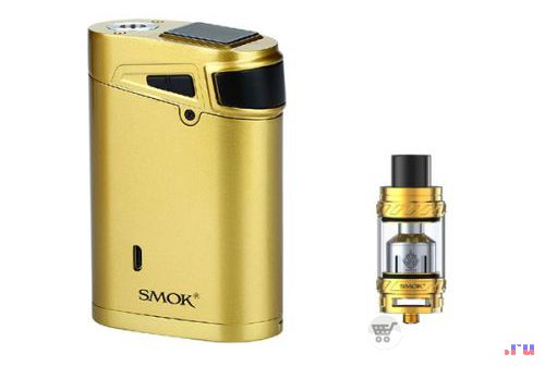 SMOK G320 Marshal Battery Box Mod and SMOK TFV12
