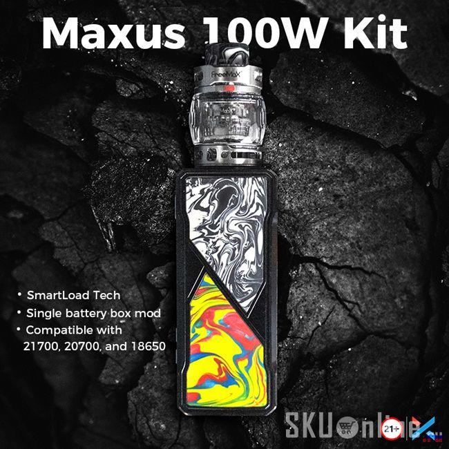 Maxus 100W