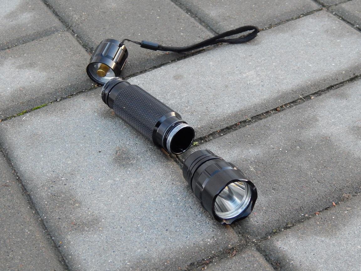 Как сделать картинку на фонарике